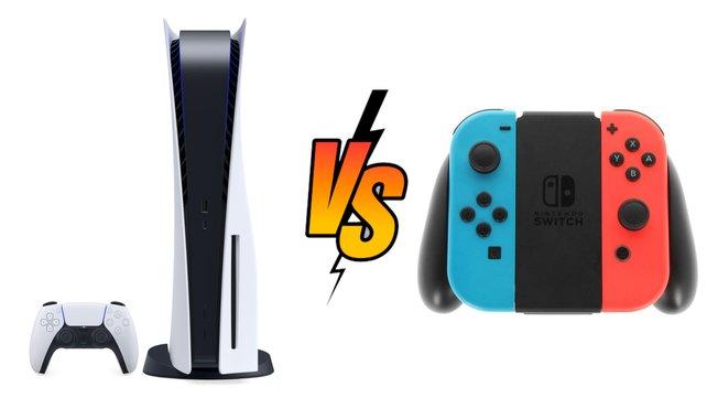 Die Switch könnte sich gegen die PS5 durchsetzen. Bildquelle: Getty Images /vectorplusb real