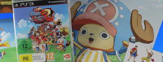 One Piece - Unlimited World Red als Chopper Edition: Piratengold bei Uffruppe
