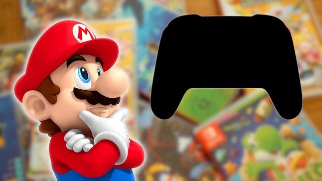 Ein neuer Switch-Controller scheint auf dem Weg zu sein. Aber nur Nintendo weiß, wie er aussieht. Bildquelle: GIGA