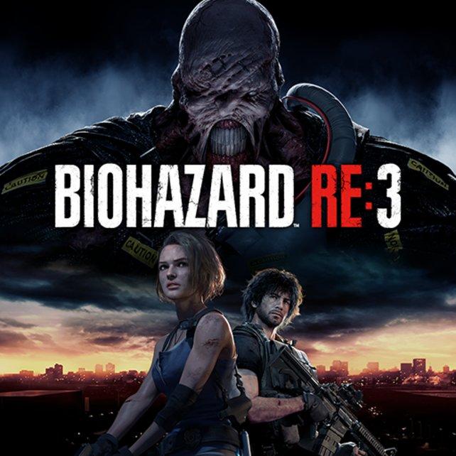 Resident Evil 3 Remake wurde offiziell angekündigt, mit Release-Datum und Trailer.