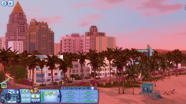 Roaring Heights ist das letzte Zusatzpaket der Sims 3.