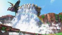 Spieler ergründet die Geheimnisse von Wasserfällen in Games