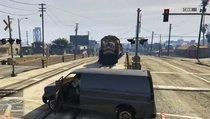 Spieler rettet Wagen wie ein Action-Held vorm Zug - Reddit feiert ihn dafür