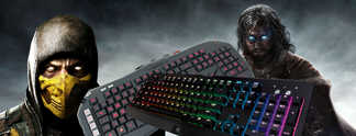 Deals: Amazon-Rabattwoche, Tag 3: Gaming-Hardware, Mittelerde - Mordors Schatten, Mortal Kombat X und mehr