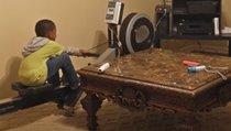 Kinder sorgen für Elektrizität