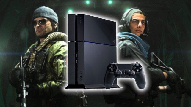 Call of Duty passt bald nicht mehr auf die PlayStation 4.