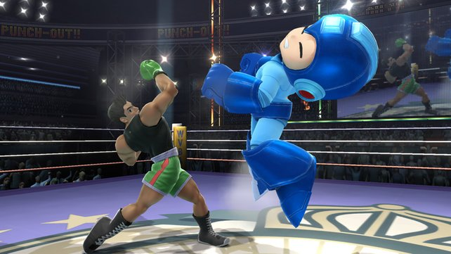 Neulinge wie Little Mac und Megaman bringen frischen Wind ins Spiel.