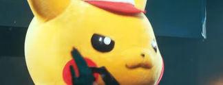 Panorama: Rap-Battle der anderen Art: Pikachu vernichtet Mimigma