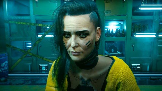 Der Launch-Trailer von Cyberpunk 2077 ist da! Und er enthält eine geheime Nachricht.