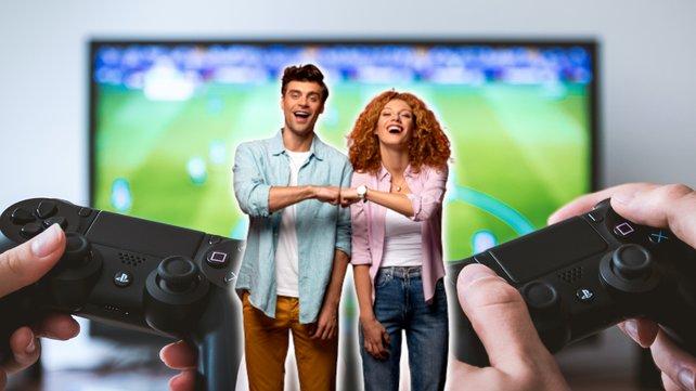 News | PS4-Koop: 12 großartige Spiele, die ihr mit Freunden zocken solltet