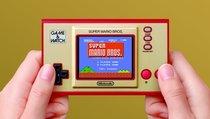 Holt euch eines von drei Game & Watch: Super Mario Bros.