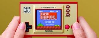 Holt euch eines von drei Game & Watch: Super Mario Bros. - **UPDATE 15.12.2020**