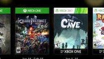 <span></span> Xbox Live Games with Gold: Diese Spiele erwarten euch im Januar