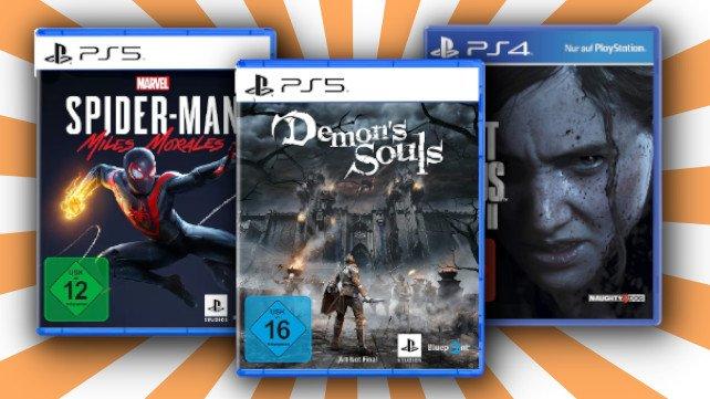 Bei den Days of Play könnt ihr günstige Games für die PS4 und PS5 abstauben.