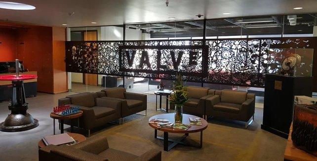 Valves Hauptquartier in Bellevue, Washington