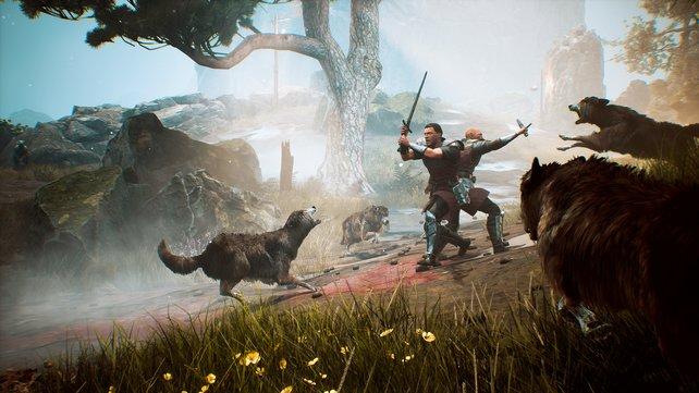 Gothic in moderner Optik: Das Remake setzt auf die Stärken der Unreal Engine 4.