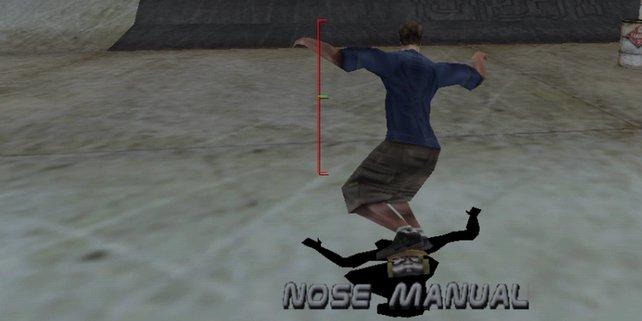 Nostalgie pur - in Tony Hawk's Pro Skater haben viele Gamer etliche Stunden verbracht.