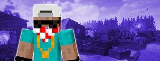 Minecraft für Gangster angekündigt