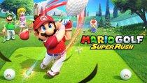 Schnappt euch Mario Golf: Super Rush + ein Merch-Paket