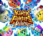 Kirby Fighters Deluxe