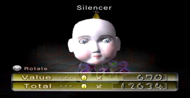 Das ist der Puppenkopf, der euch hierzulande ganze vier Pokos mehr einbringt.