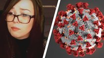 Berühmte Streamerin wegen Coronavirus-Witz gebannt - so reagiert sie
