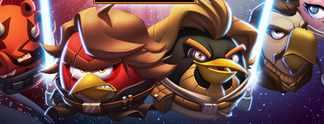 Angry Birds Star Wars 2: Über 40 neue Level für eure iPhone
