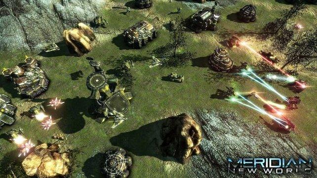 Beliebt in Meridian - New World: Laserwaffen!