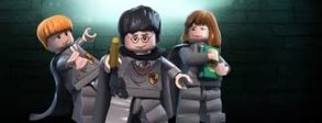 Lego Harry Potter Komplettlösung für alle Jahre