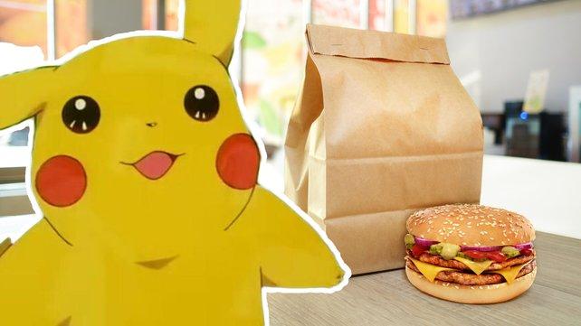 Deutsche Pokémon-Fans aufgepasst: Die begehrte McDonalds-Aktion ist nur noch für kurze Zeit verfügbar. (Bild: The Pokémon Company / Getty Images – Kuzmik_A)