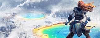 Horizon Zero Dawn - The Frozen Wilds: Ein Wintermärchen