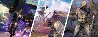 Quiz: Welches kommende Action-Game passt am besten zu euch?