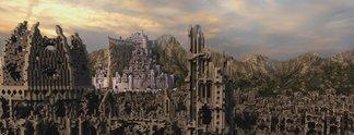 Panorama: Fan baut Tolkiens Mittelerde nach