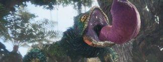 Monster Hunter - World: In Japan gibt es wohl bald das gigantischste Guidebook