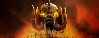 Motörhead kommt: Dämonen, Zombies, Krabbelviecher und Lemmy