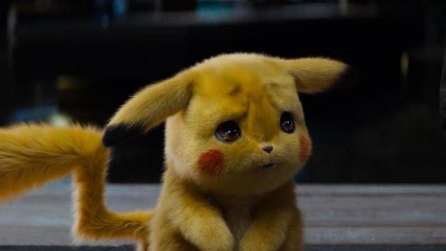 So sieht Pikachu aus, wenn er traurig ist. Wartet ab, wie das als Plüschversion umgesetzt wurde.