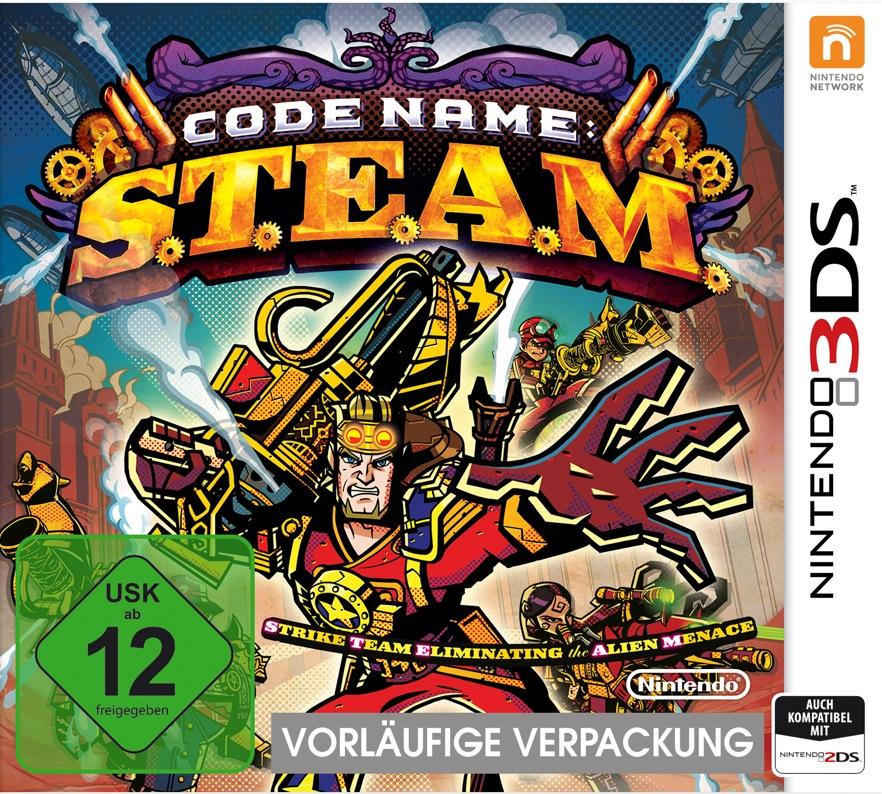 Code Name - Steam