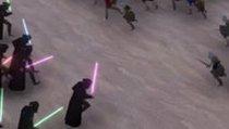 <span></span> Ultimate Epic Battle Simulator: Kampf zwischen Jedis und Rittern