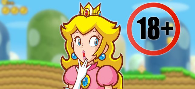 Prinzessin Peach findet sich in einem Spiel wieder, das nichts mit Super Mario zu tun hat. Bildquelle: YURII ZASIMOV