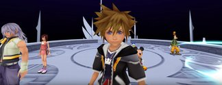 Kingdom Hearts 2: YouTuber deckt Entwicklergeheimnisse hinter den Kulissen auf