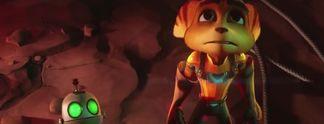 Ratchet & Clank: Infos und erste Spielszenen zum kommenden PS4-Abenteuer