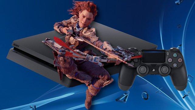 PS4-Spieler werden ebenfalls in den Genuss vieler PS5-Spiele kommen.