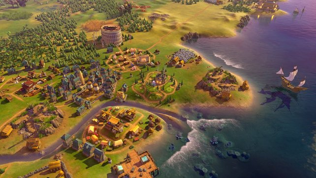 Mit dem Release auf PS4 und Xbox One möchte 2k auch Konsolenspieler in ihre Civ-Community aufnehmen.