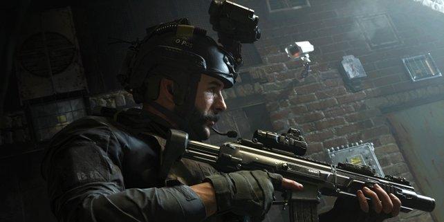 Das neue Call of Duty kehrt wieder zu den alten Wurzeln zurück - und befindet sich gerade im Angebot.