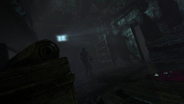 Ein unbekanntes Monster in der Finsternis - Amnesia: The Dark Descent schafft es Atmosphäre zu erzeugen