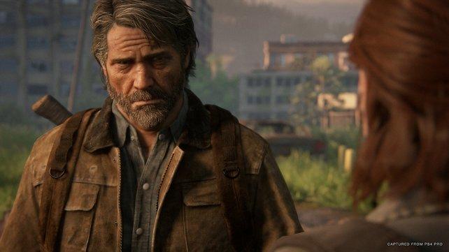 Das neue Abenteuer von Joel und Ellie in The Last of Us 2 benötigt viel Festplattenspeicher.