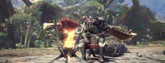 Monster Hunter - World: PC-Version erscheint schon in einem Monat