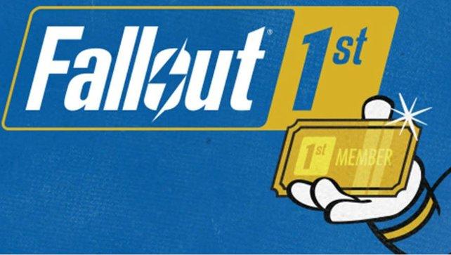 """Das Abo-Modell hört auf den Namen """"Fallout 1st""""."""