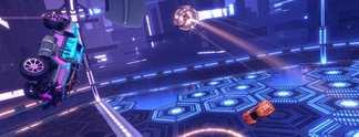 """Rocket League: """"Dropshot"""" erfindet das Spiel neu"""