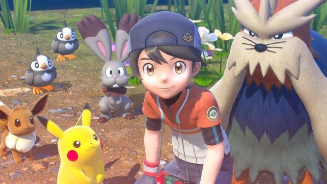 Ihr kommt in New Pokémon Snap nicht weiter? Unsere Komplettlösung hilft euch bei euren Problemen.